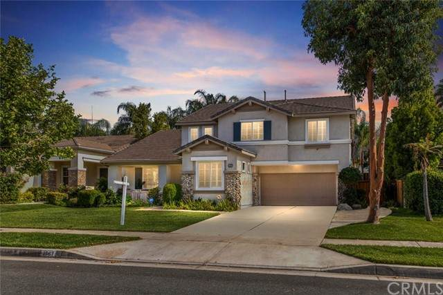 1567 Foothill Way, Redlands, CA 92374 (#EV21097126) :: Realty ONE Group Empire