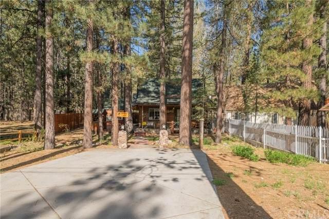 888 Jaybird Lane, Big Bear, CA 92315 (#SW21098215) :: Compass