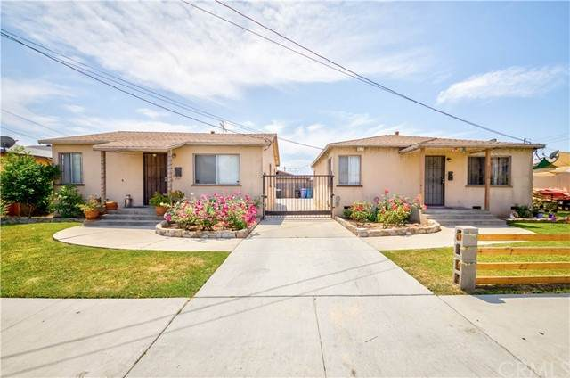 4316 W 149th Street, Lawndale, CA 90260 (MLS #SB21037419) :: Desert Area Homes For Sale