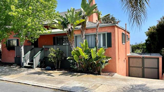 903 Sutter St, San Diego, CA 92103 (#210012296) :: Power Real Estate Group
