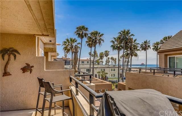1200 Pacific Coast #313, Huntington Beach, CA 92648 (#OC21098605) :: The Laffins Real Estate Team