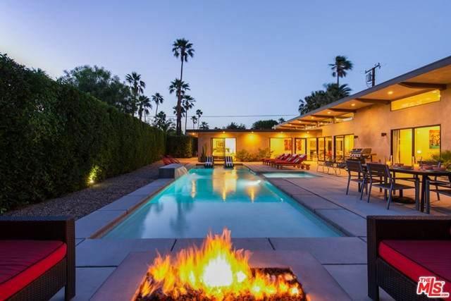 2014 E Park Drive, Palm Springs, CA 92262 (#21729464) :: Blake Cory Home Selling Team
