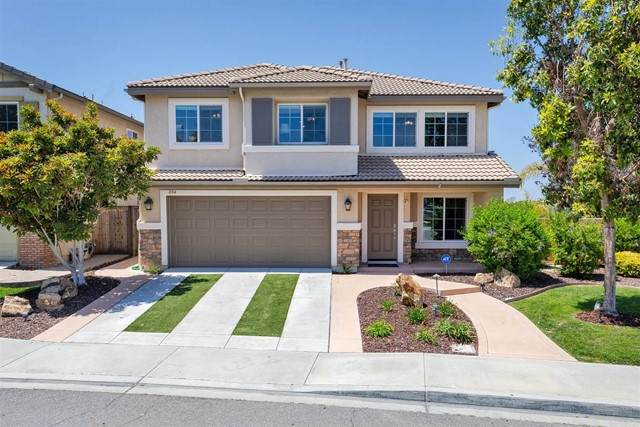 884 Via La Venta, San Marcos, CA 92069 (#PTP2103164) :: Steele Canyon Realty