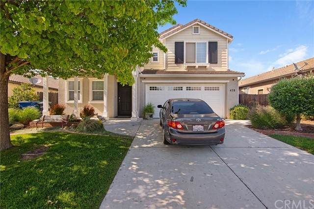 478 Kenton Court, Paso Robles, CA 93446 (#NS21099525) :: Team Forss Realty Group