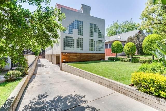 477 S Euclid Avenue #3, Pasadena, CA 91101 (#P1-4661) :: Rogers Realty Group/Berkshire Hathaway HomeServices California Properties
