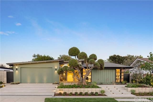 1224 Highland Drive, Newport Beach, CA 92660 (#PW21099778) :: Mint Real Estate