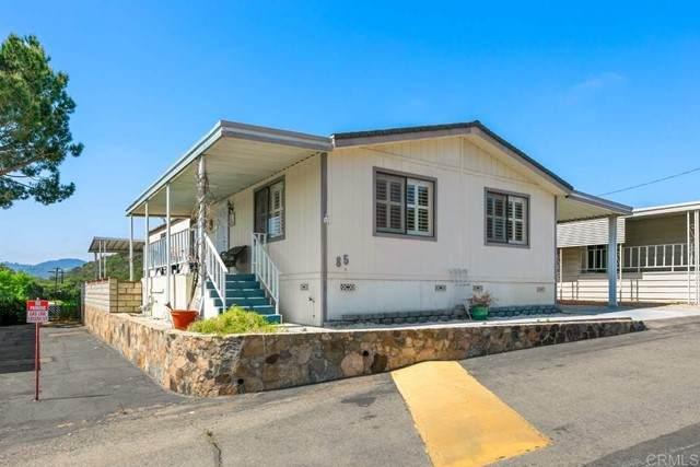 28890 Lilac Road #85, Valley Center, CA 92082 (#NDP2105169) :: Mainstreet Realtors®