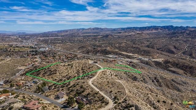 53847 Ridge Road, Yucca Valley, CA 92284 (MLS #21730298) :: Desert Area Homes For Sale