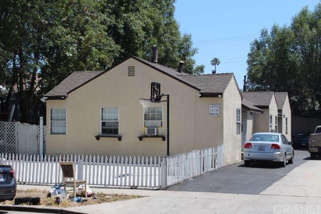 14152 Friar Street, Van Nuys, CA 91401 (#SR21100452) :: Steele Canyon Realty