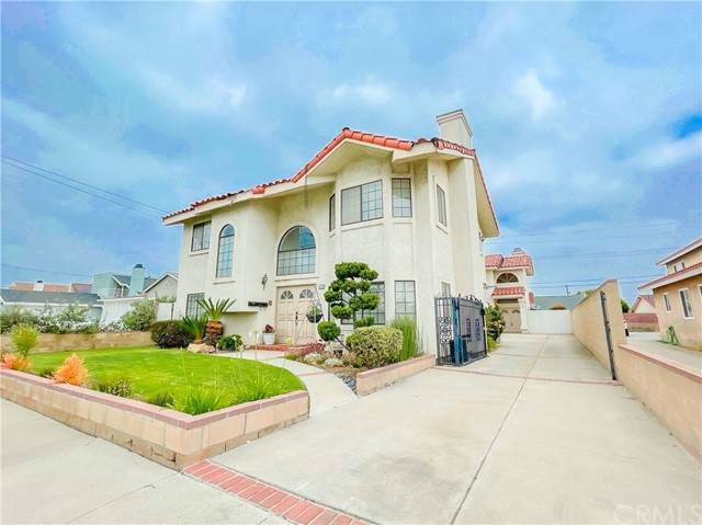 2051 W 182nd Street, Torrance, CA 90504 (#WS21100246) :: Steele Canyon Realty