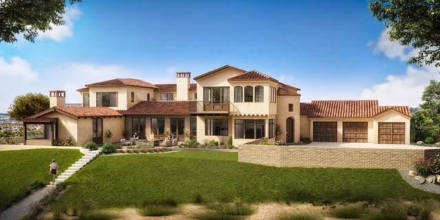 1605 Sonado Road, Pebble Beach, CA 93953 (#ML81843468) :: Corcoran Global Living