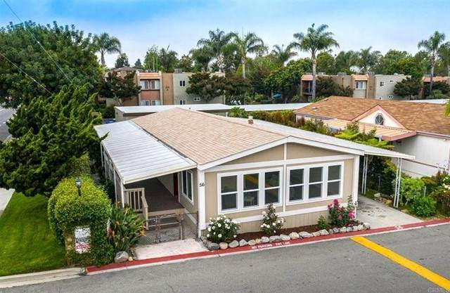 4616 N River Road #56, Oceanside, CA 92057 (#NDP2105253) :: Mainstreet Realtors®