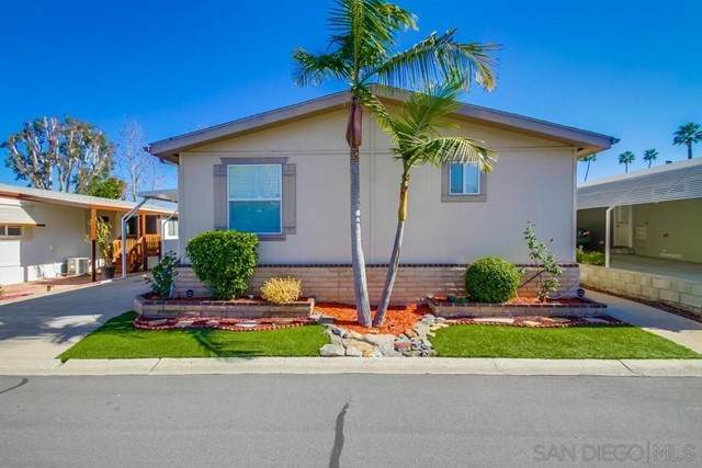 1219 E Barham Drive #110, San Marcos, CA 92078 (#210012987) :: Steele Canyon Realty