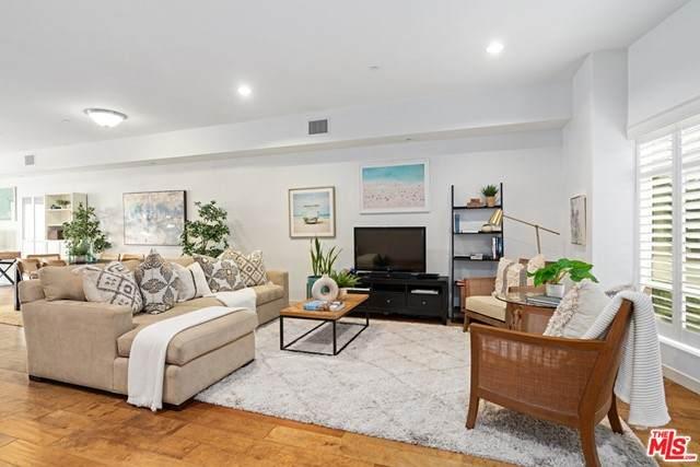 3119 Via Dolce #115, Marina Del Rey, CA 90292 (#21731510) :: Powerhouse Real Estate