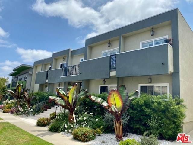 6721 Springpark Avenue 9A, Los Angeles (City), CA 90056 (#21732102) :: Steele Canyon Realty