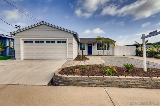 6521 Thornwood St, San Diego, CA 92111 (#210013003) :: Jett Real Estate Group