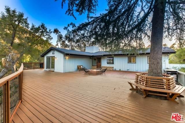 24890 Bob Batchelor Road, Calabasas, CA 91302 (MLS #21732194) :: Desert Area Homes For Sale