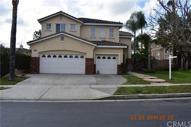 9599 Brook Drive, Rancho Cucamonga, CA 91730 (#IV21104821) :: Steele Canyon Realty