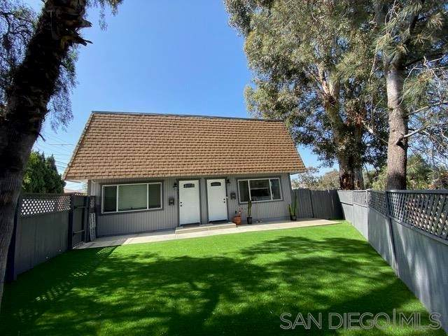 3450 52 Dwight, San Diego, CA 92104 (#210013196) :: Millman Team