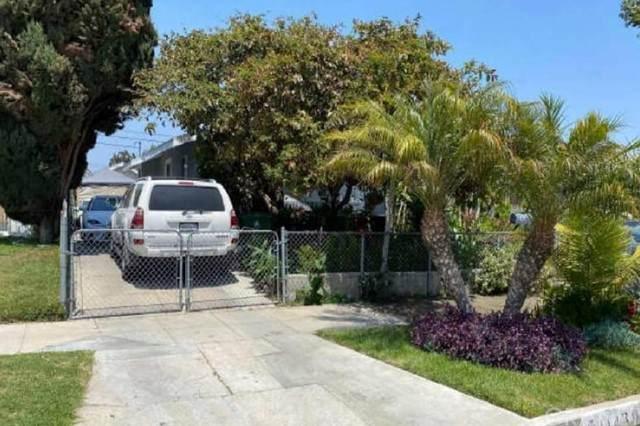 1143 W 71st Street, Los Angeles (City), CA 90044 (#SR21105257) :: CENTURY 21 Jordan-Link & Co.