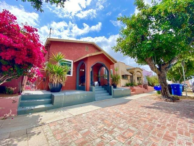 1042 Thornton Street, City Terrace, CA 90063 (#MB21106351) :: Swack Real Estate Group   Keller Williams Realty Central Coast