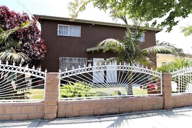 414 E 98th Street, Inglewood, CA 90301 (#IG21107108) :: Powerhouse Real Estate