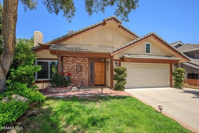 392 Sprucewood Avenue, Oak Park, CA 91377 (#221002696) :: Swack Real Estate Group | Keller Williams Realty Central Coast