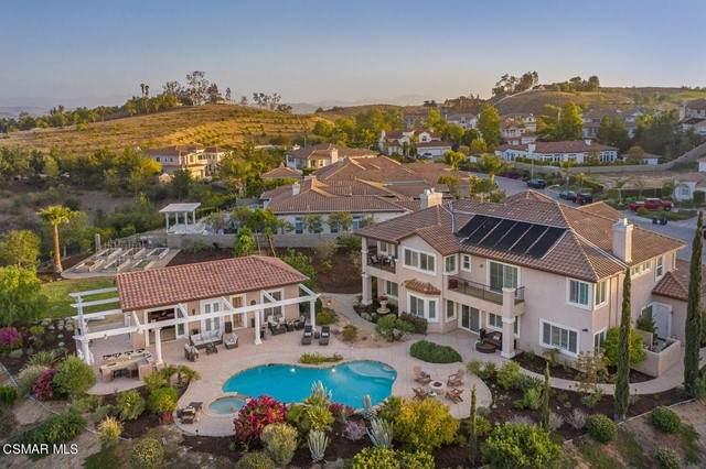 7350 Sarazen Drive, Moorpark, CA 93021 (#221002776) :: Wahba Group Real Estate | Keller Williams Irvine