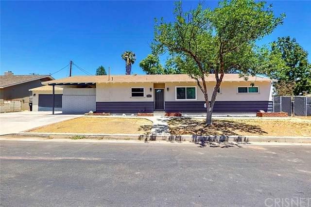 17457 Los Alimos Street, Granada Hills, CA 91344 (#SR21110587) :: Wahba Group Real Estate   Keller Williams Irvine
