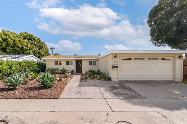 2878 Amulet Street, San Diego, CA 92123 (#IV21110868) :: Wahba Group Real Estate   Keller Williams Irvine