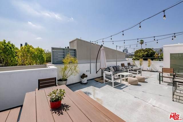 1244 Gordon Street, Los Angeles (City), CA 90038 (#21731882) :: Swack Real Estate Group | Keller Williams Realty Central Coast