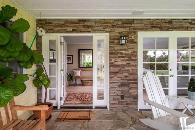 15528 Via De Santa Fe, Rancho Santa Fe, CA 92067 (#210013995) :: Swack Real Estate Group   Keller Williams Realty Central Coast