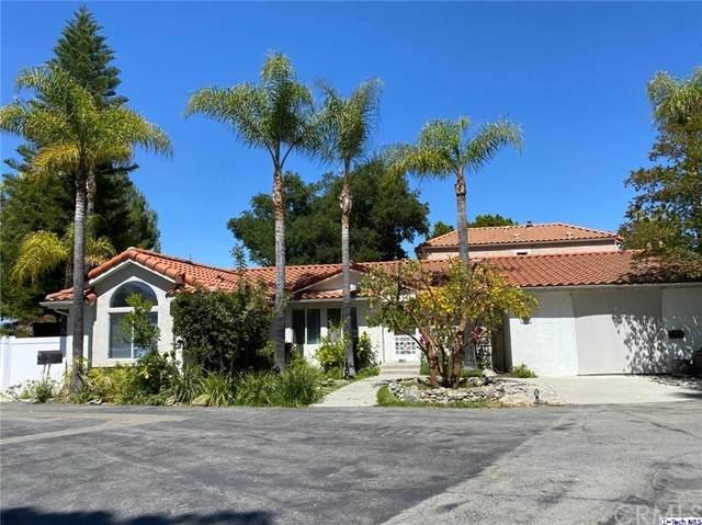 100 Pawnee Lane, Topanga, CA 90290 (#320006184) :: The Marelly Group | Sentry Residential