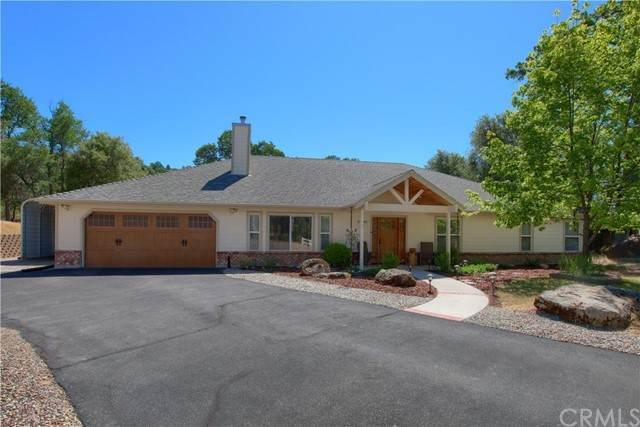 50145 Five Oaks Lane, Oakhurst, CA 93644 (#MD21111209) :: Zember Realty Group