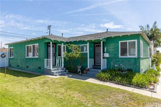3741 W 182nd Street, Torrance, CA 90504 (#SB21111660) :: Powerhouse Real Estate