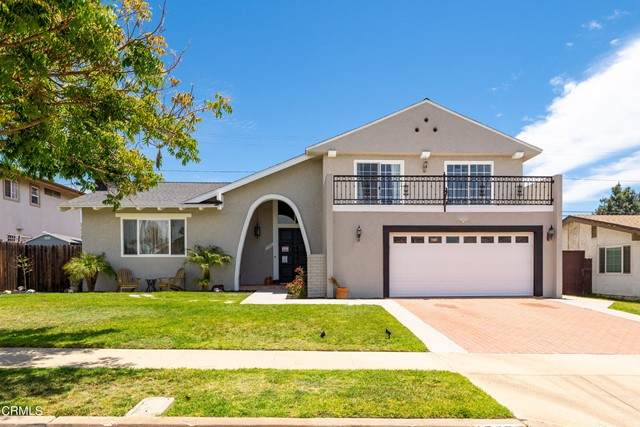 1582 Dwight Avenue, Camarillo, CA 93010 (#V1-6001) :: Swack Real Estate Group | Keller Williams Realty Central Coast