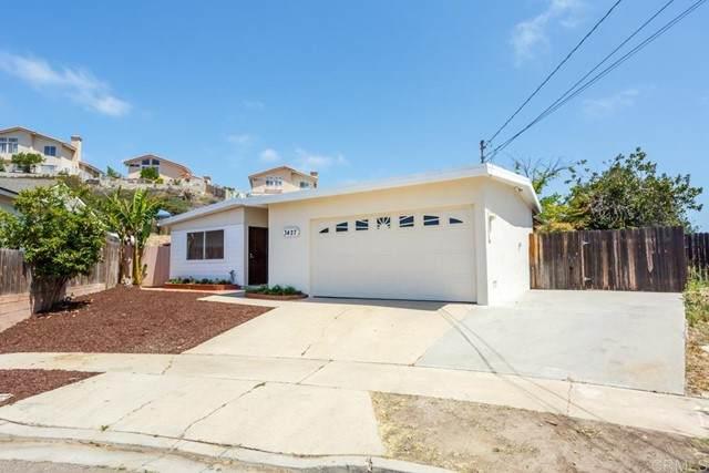3427 Lou Street, National City, CA 91950 (#PTP2103582) :: Berkshire Hathaway HomeServices California Properties