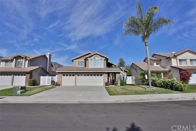 27157 Echo Canyon Ct, Corona, CA 92883 (MLS #DW21106762) :: Desert Area Homes For Sale