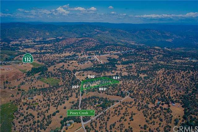 10176 Piney Creek Road, Coulterville, CA 95311 (#MC21111874) :: Team Tami