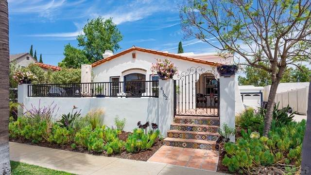 4162 Rochester Rd, San Diego, CA 92116 (#210014273) :: Swack Real Estate Group | Keller Williams Realty Central Coast