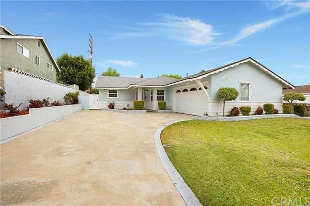 19318 Huggins Drive, Carson, CA 90746 (#OC21108502) :: Wahba Group Real Estate | Keller Williams Irvine