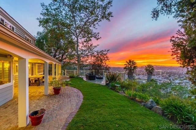 5364 Grandridge Rd, El Cajon, CA 92020 (#210014311) :: Steele Canyon Realty