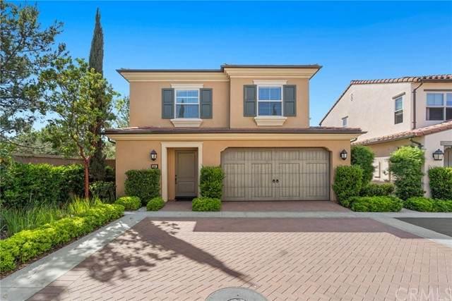56 Rembrandt, Irvine, CA 92620 (#OC21114555) :: Wahba Group Real Estate | Keller Williams Irvine