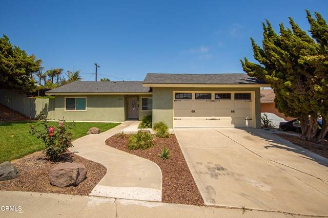 2240 Crestmont Drive, Ventura, CA 93003 (#V1-6084) :: Swack Real Estate Group   Keller Williams Realty Central Coast