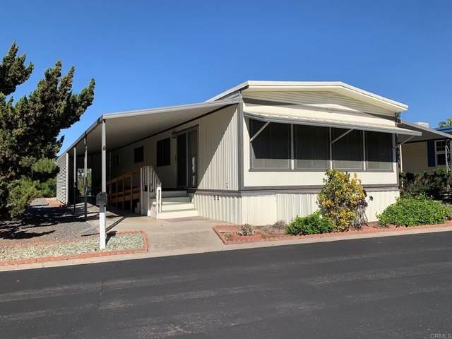 1951 47th St #169, San Diego, CA 92102 (#PTP2103681) :: Wahba Group Real Estate | Keller Williams Irvine