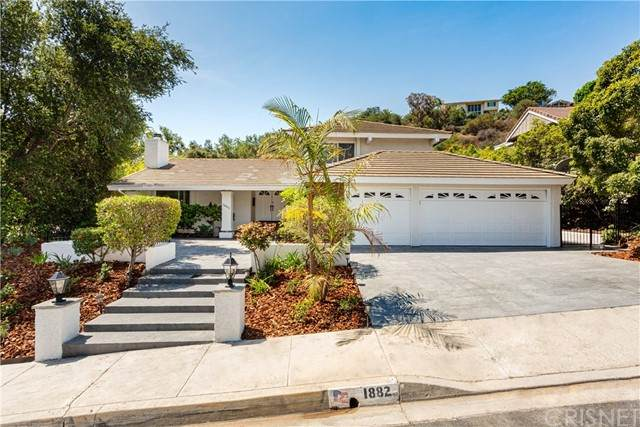 1882 Stonesgate Street, Westlake Village, CA 91361 (#SR21115396) :: Swack Real Estate Group   Keller Williams Realty Central Coast