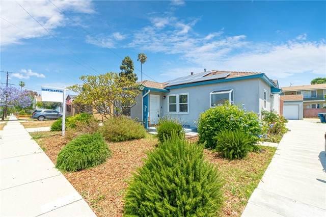 25420 Oak Street, Lomita, CA 90717 (#SB21115443) :: Swack Real Estate Group | Keller Williams Realty Central Coast