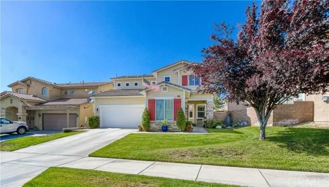 34132 Lake Breeze Drive, Yucaipa, CA 92399 (#EV21115563) :: American Real Estate List & Sell