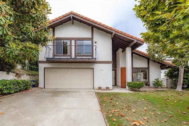 1155 Santa Luisa Drive, Solana Beach, CA 92075 (#NDP2106022) :: Berkshire Hathaway HomeServices California Properties