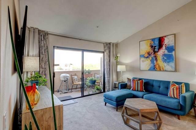 222 N Calle El Segundo #537, Palm Springs, CA 92262 (#219062787DA) :: Berkshire Hathaway HomeServices California Properties